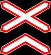 Знак 1.3.2