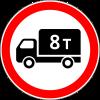 Знак 3.4